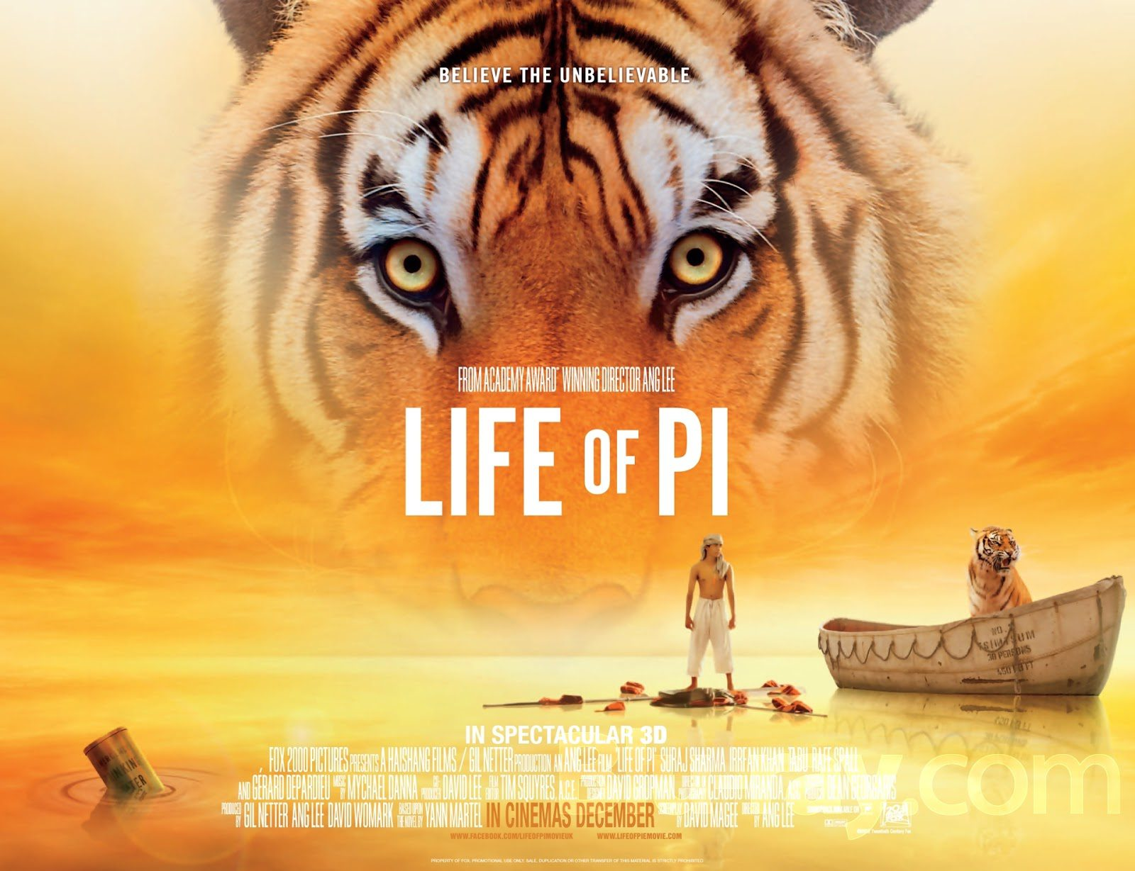 Life of Pi at The Crown