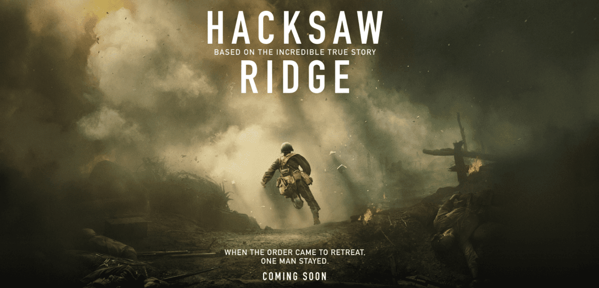 Film Hacksaw Ridge